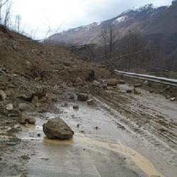 Ερώτηση για τις αποζημιώσεις από κατολισθήσεις στην Ορεινή Ναυπακτία