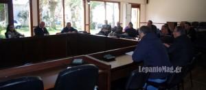 Συνεδριάζει το Διοικητικό Συμβούλιο του Συνδέσμου Διαχείρισης Στερεών Αποβλήτων της 1ης ΓΕΝ