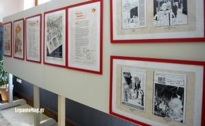 Ναύπακτος: Έως τις 30 Αυγούστου η έκθεση από το Βελγικό Κέντρο Κινουμένων Σχεδίων των Βρυξελλών