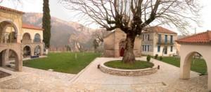 Ιερά Μονή Αμπελακιωτίσσης: Πανήγυρις Αγίου Πολυκάρπου