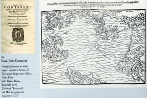 Νέα ιστορικά στοιχεία για την εμφάνιση του Μεσολογγίου