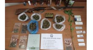 Αγρίνιο: Σύλληψη 52χρονου για ναρκωτικά