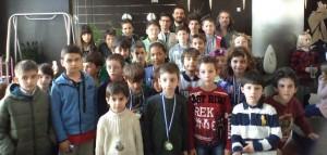 Σκάκι: Αιτωλοαχαϊκό Rapid Παίδων – 8 μετάλλια για τη Ναύπακτο