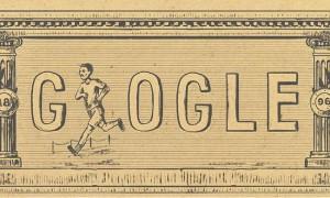 Τα 120 χρόνια από την αναβίωση των Ολυμπιακών Αγώνων τιμά η Google