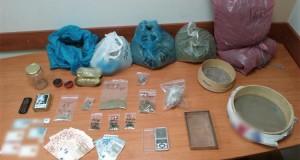 Αγρίνιο: Συνελήφθη 34χρονος διακινητής ναρκωτικών [φωτο]